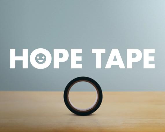 """대한민국 경찰청 """"희망을 붙여주세요, Hope Tape 캠페인"""" 편"""