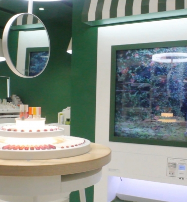 Innisfree Banding Machine Exhibition Movie