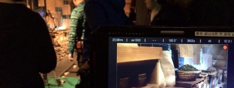 이니스프리 녹차 / 한란 Viral Movie 촬영