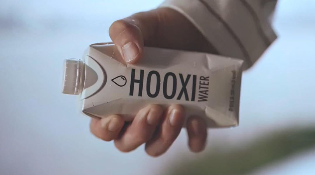 Hooxi Water '미세먼지편' '쓰레기투기편'