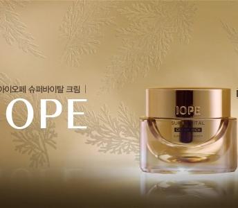 """IOPE """"Super Vital Cream"""""""