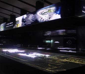 Incheon Airport PR Zone Exhibition Film