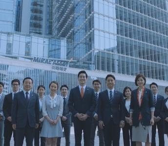 "MIRAE ASSET LIFE INSURANCE ""Brand Film 2017"""