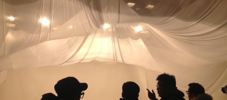 삼성전자 CES2013 가전전시관 Design Story Movie 촬영