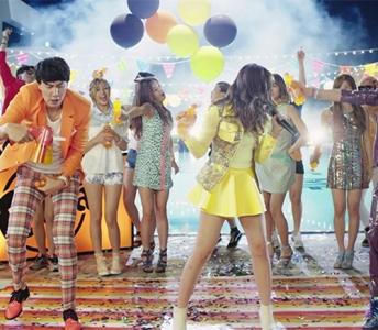 "Fanta Music-Video ""Fanta time"""