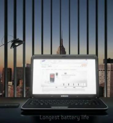 SAMSUNG X420 Design Story Movie